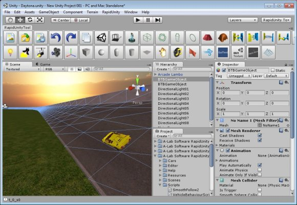 Welcome to A-Lab Software! Your web 3D Content & Online